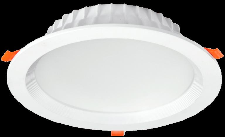 Round 8 inch light