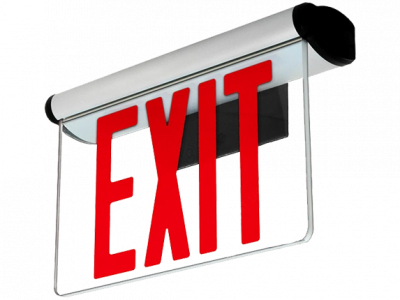 Lightzero Product Exit Sign