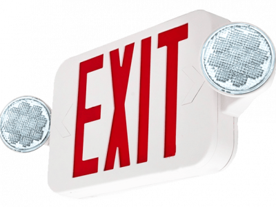 Lightzero Product Exit Sign 4