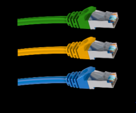 CAT6 cable icon