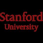 Logo Stanford University Text